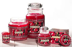 Yankee Candles, available at Davis Floral.