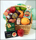 Fruit and Gourmet Basket Davis Floral Clayton Indiana from Davis Floral