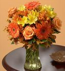 Autumn Gathering<BR> Bouquet Davis Floral Clayton Indiana from Davis Floral