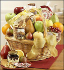 Bountiful Fruit & Gourmet Basket Davis Floral Clayton Indiana from Davis Floral