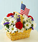 Red, White & Blooms Davis Floral Clayton Indiana from Davis Floral