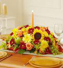 Autumn Celebration <br> Centerpiece Davis Floral Clayton Indiana from Davis Floral
