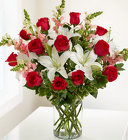 Gallant Love Bouquet Davis Floral Clayton Indiana from Davis Floral