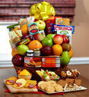 Orchard Fresh Fruit <br>Gift Basket Davis Floral Clayton Indiana from Davis Floral