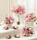 Bridal Party Personal<br> Package Pink Davis Floral Clayton Indiana from Davis Floral