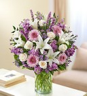 Ultimate Elegance<br>Lavender and White Davis Floral Clayton Indiana from Davis Floral