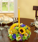 Fields of Europe<br> for Summer Centerpiece Davis Floral Clayton Indiana from Davis Floral
