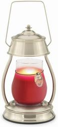 Metallic Hurricane Candle<br> Warmer Lantern Davis Floral Clayton Indiana from Davis Floral