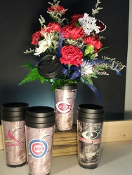 Camo Tumbler Special Davis Floral Clayton Indiana from Davis Floral