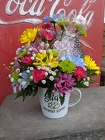 Country Living Bouquet Davis Floral Clayton Indiana from Davis Floral