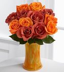 Harvest Dawn Rose Bouquet  Davis Floral Clayton Indiana from Davis Floral