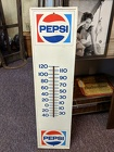 Pepsi Thermometer Davis Floral Clayton Indiana from Davis Floral