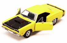 1969 Dodge Coronet Super Bee <br> Hard Top 1/24 Scale Davis Floral Clayton Indiana from Davis Floral
