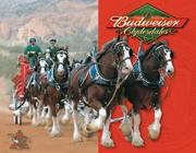 Budweiser Clydesdale <br> Horses tin sign Davis Floral Clayton Indiana from Davis Floral