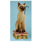 Jim Shore Siamese Cat Davis Floral Clayton Indiana from Davis Floral