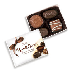 Russell Stover 2oz <br> Asst. Chocolates Davis Floral Clayton Indiana from Davis Floral