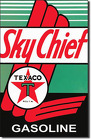 Texaco Sky Chief <br> Sign Davis Floral Clayton Indiana from Davis Floral
