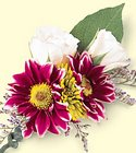 Evermore Boutonniere  Davis Floral Clayton Indiana from Davis Floral