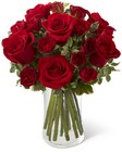 Red Romance Rose Bouquet Davis Floral Clayton Indiana from Davis Floral